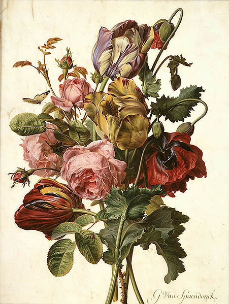 File:Gerard Van Spaendonck - Bouquet.jpg