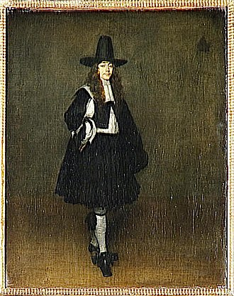 Rhinegraves - Image: Gerard ter Borch Man in Black