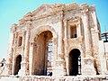 Gerasa, Triumphal Arch (Hadrian's Arch), Jordan.jpg