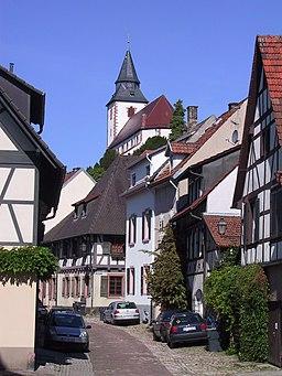 Amtsstraße in Gernsbach