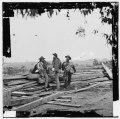 Gettysburg, Pa. Three Confederate prisoners LOC cwpb.01450.tif
