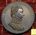 Giampaolo poggini, medaglia di filippo II di spagna (e isabella di francia).JPG