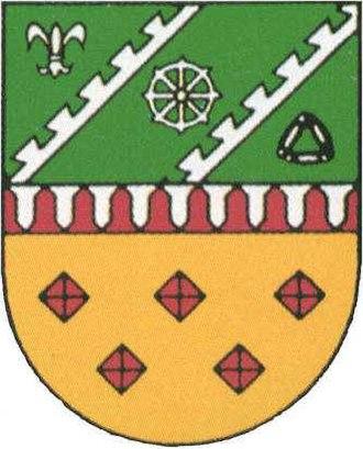 Giesen - Image: Giesen coat of arms