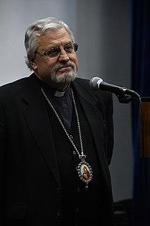 Italo-Albanian Catholic bishop