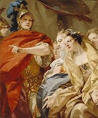 The Women of Darius Invoking the Clemency of Alexander