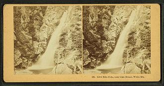 Glen House - Glen Ellis Falls on the Ellis River near Glen House