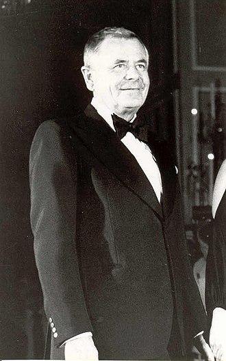 Glenn Ford - Ford at National Film Society convention, May 1979