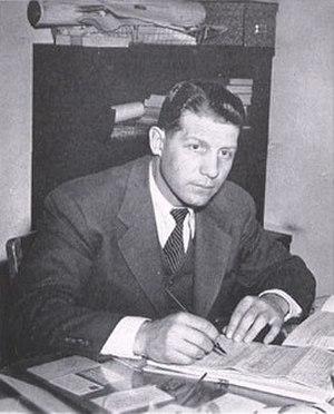 Glenn Presnell - Presnell from 1943 Cornhusker
