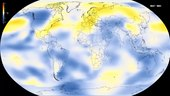Fichièr:Global temperature changes.webm