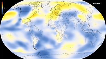 Ficheiro:Global temperature changes.webm