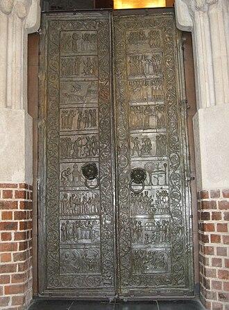 Gniezno Doors - Gniezno Doors - general view