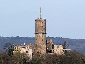 Bad Godesberg - Godesburg ruins