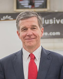 Roy Cooper 75th Governor of North Carolina