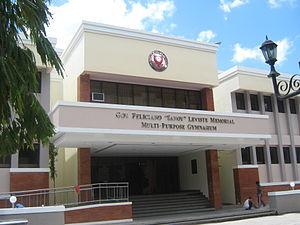 Batangas State University - Main I Gymnasium
