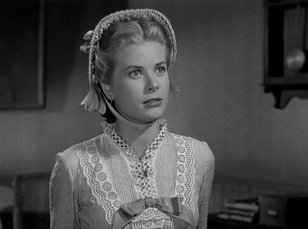 GraceKellyHighNoonTrailerScreenshot1952