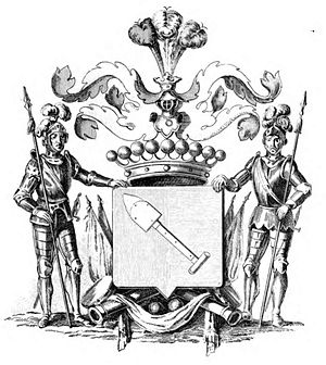 Joseph Radetzky von Radetz - Radetzky von Radetz coat of arms