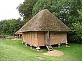 Granary at Weald and Downland Museum, Singleton, West Sussex - geograph.org.uk - 966287.jpg