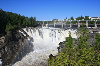 Grand Falls, New Brunswick - Grand Falls, New Brunswick