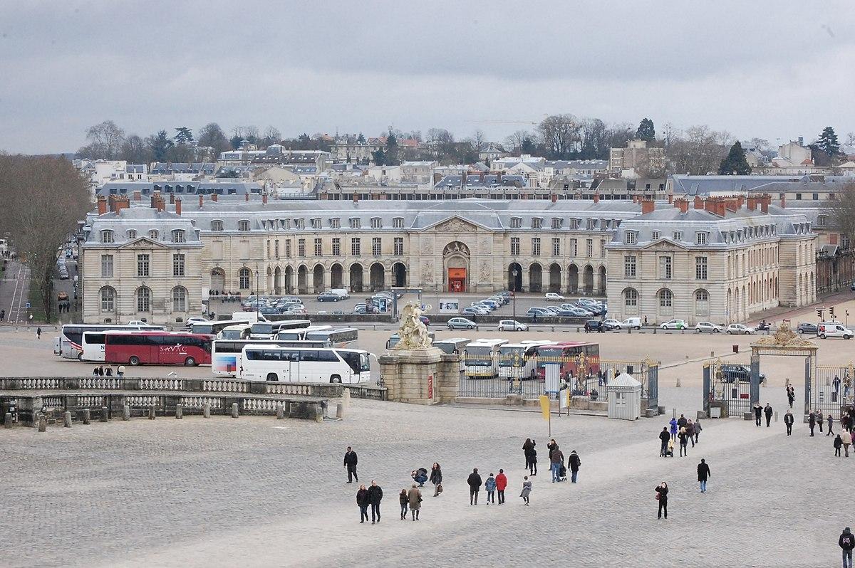 Grande curie wikip dia for Architecte de versailles sous louis xiv