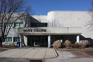 Melrose Park, Pennsylvania - Image: Gratz College 01