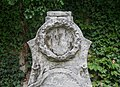 Grave marker in New York City Marble Cemetery (40677s)a.jpg