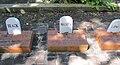 Graves of Hemingway's dogs, Cuba.jpg