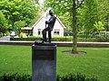 Grebbeberg War Cemetery Gedenkteken mei 1940 Gevallenen vrijwillige landstorm.JPG