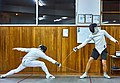 Greek Epee Fencers. Fencing at Athenaikos Fencing Club.jpg