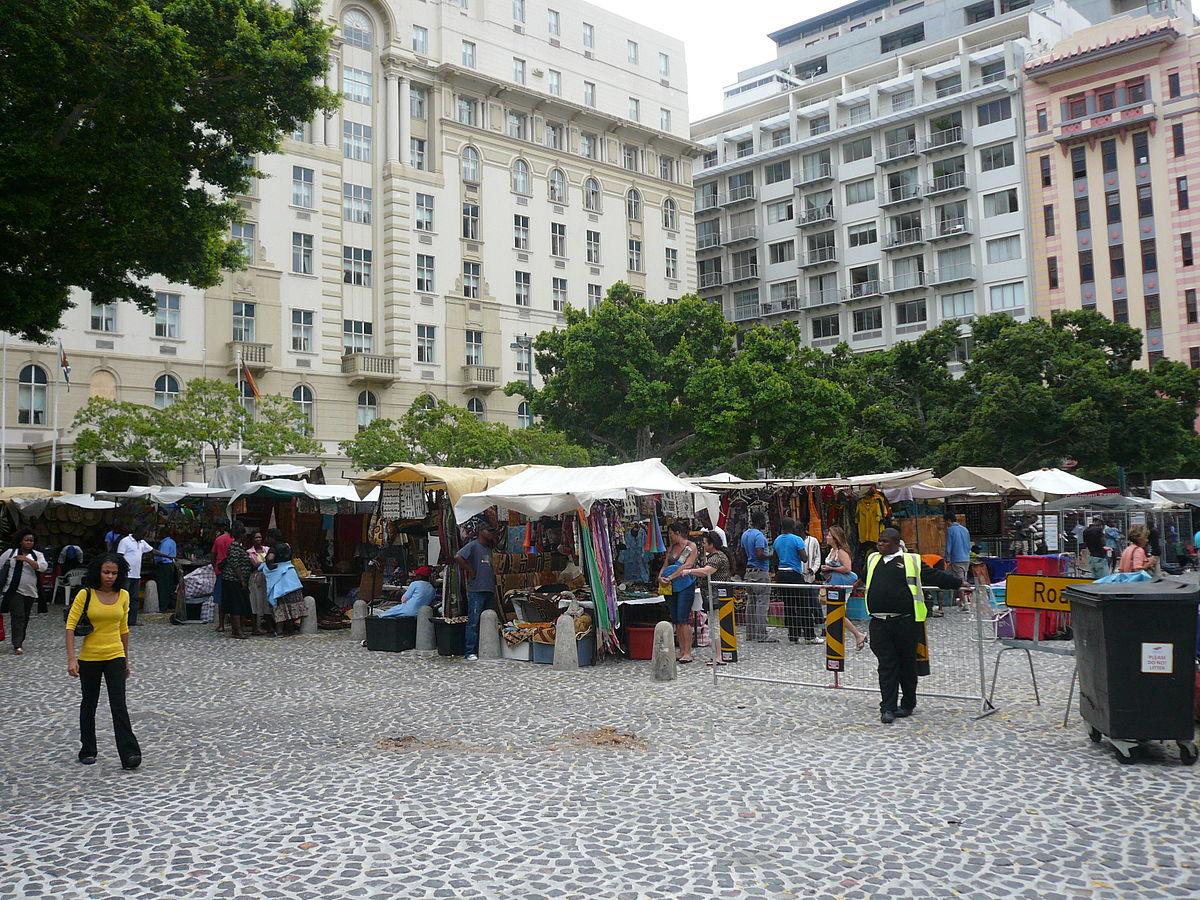 Greenmarket Square Wikipedia