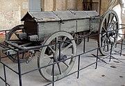 Gribeauval artillery train