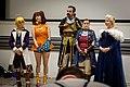 Group cosplay at Japan Impact 2020, Switzerland; February 2020 (63).jpg