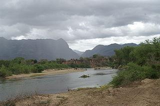Guayape River river in Honduras