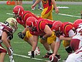 Guelph Gryphons at Concordia Stingers (August 26 2010) (4971593503).jpg