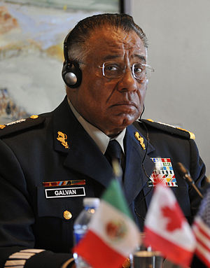 Guillermo Galván Galván - Galván in 2012