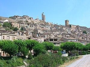 Guimerà - Image: Guimera Lleida Vista general