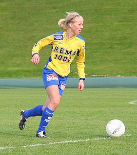 Gunhild Følstad Norwegian footballer