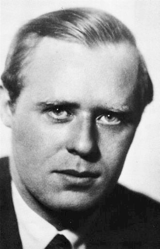 Gunnar de Frumerie - De Frumerie in the 1930s.