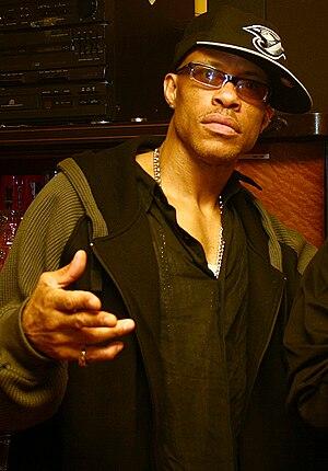 Guru (rapper) - Guru in 2006