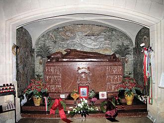 Vilmos Apor - Tomb.