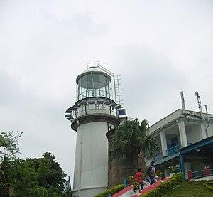 Green Island, Hong Kong - Green Island Lighthouse Compound