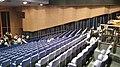 HK 上環市政大廈 Sheung Wan Civic Centre 上環文娛中心 Theatre interior SWCC Oct-2014 LG2 008.jpg