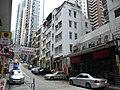 HK 北角 North Point 明園西街 18 Ming Yuen Western Street private road outdoor carpart May-2012.JPG