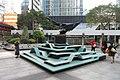 HK 灣仔北 Wan Chai North 告士打道花園 Gloucester Road Garden sculpture Dec-2017 IX1 02.jpg