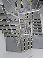 HK CWB 銅鑼灣 Causeway Bay Great George Street 金百利商場 Island Centre (Island Beverley) indoor back stairs April 2021 SS2 05.jpg
