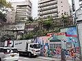 HK Central-Midlevels SOHO escalators view Robinson Road November 2020 SS2 10.jpg