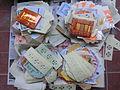 HK Chai Wan Cape Collinson Crematorium 冥鏹 Joss paper money offerings May-2013.JPG