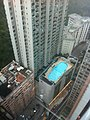 HK Mid-levels 匯豪閣 Winsome Park brideye view 33 Conduit Road 承德山莊 Scenecliff 住客會所 clubhouse 戶外泳池 outdoor swimming pool Jan-2012.jpg
