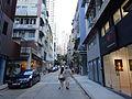 HK Sheung Wan evening Upper Station Street Tai Ping Shan Street Tong Lau July-2015 DSC.JPG