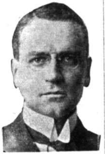 Harry Marshall Erskine Evans Canadian mayor
