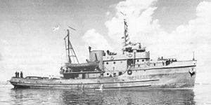 HMS Favourite (W 119) - Image: HMS Favourite (W 119)